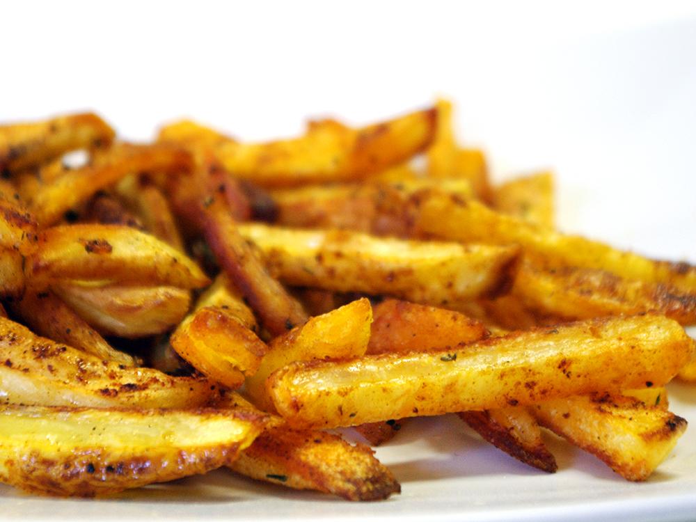 Patates fregides sense fregir