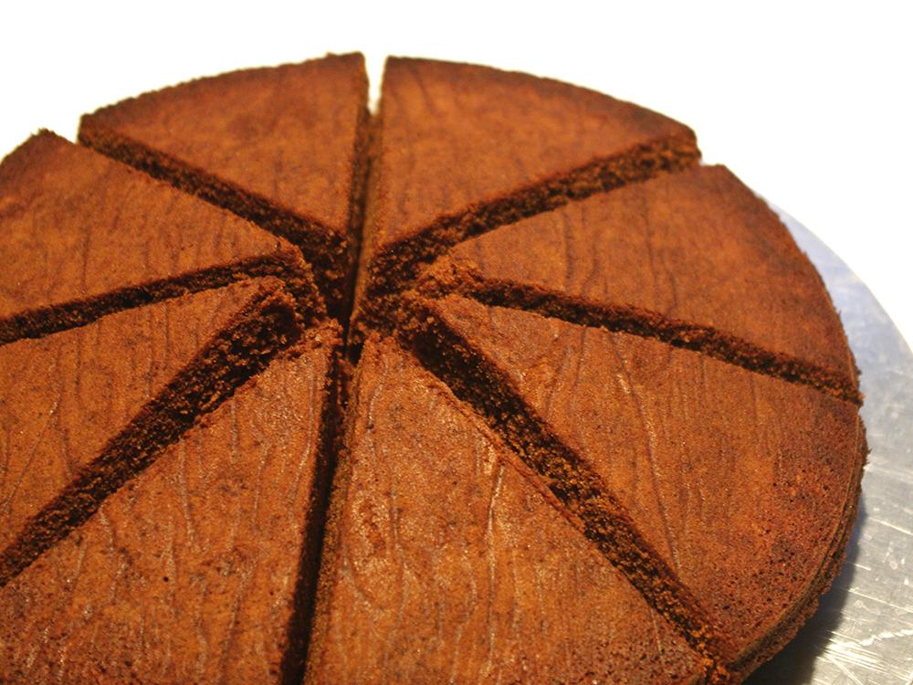 Pastís de xocolata de na Rosa